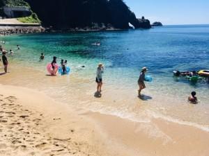 kanno夏休みに行ったステキな海岸の話し。
